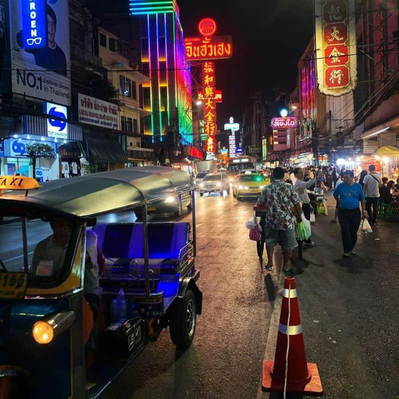 Con đường Sampeng Lane