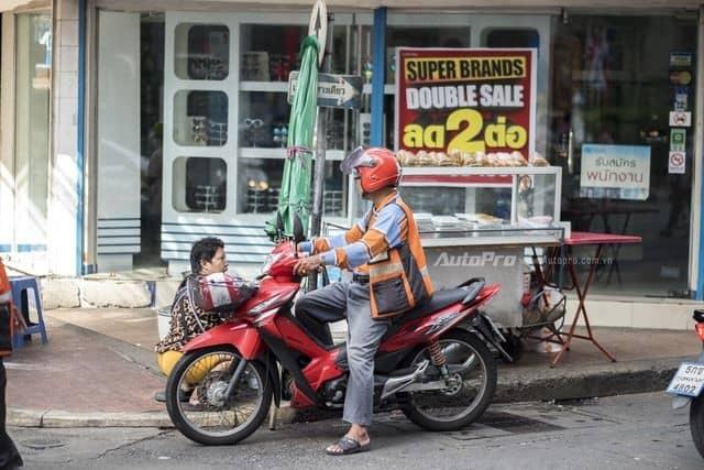 di chuyển ở Thái Lan