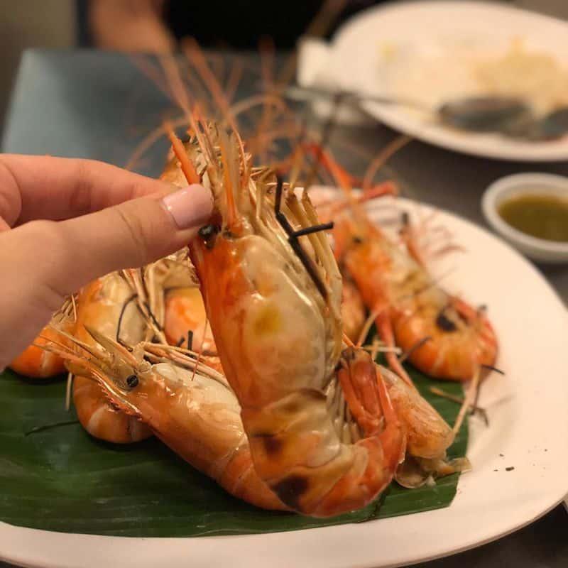 Nhà hàng hải sải Aey Seafood Bangkok