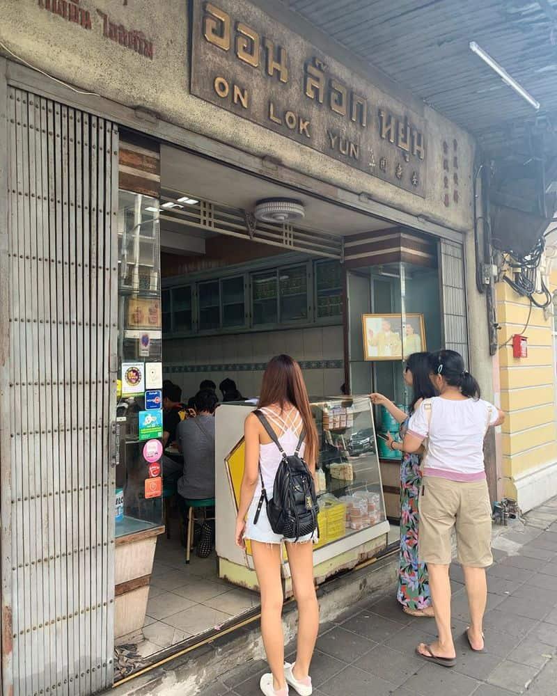 On Lok Yun - quán ngon nổi tiếng ở Bangkok