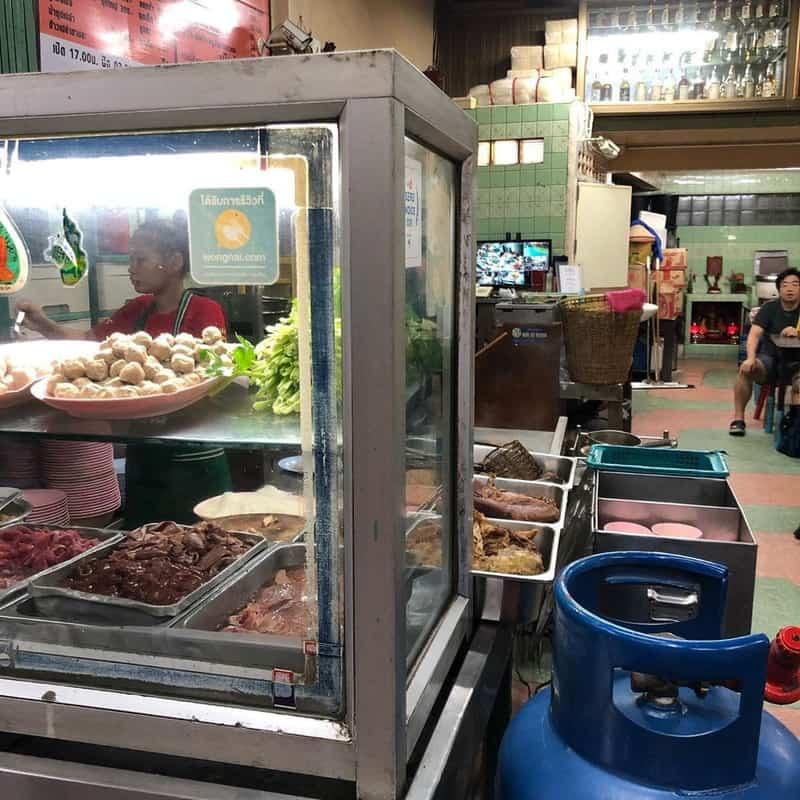 Quán ăn ngon ở Bangkok - Lam Pochana