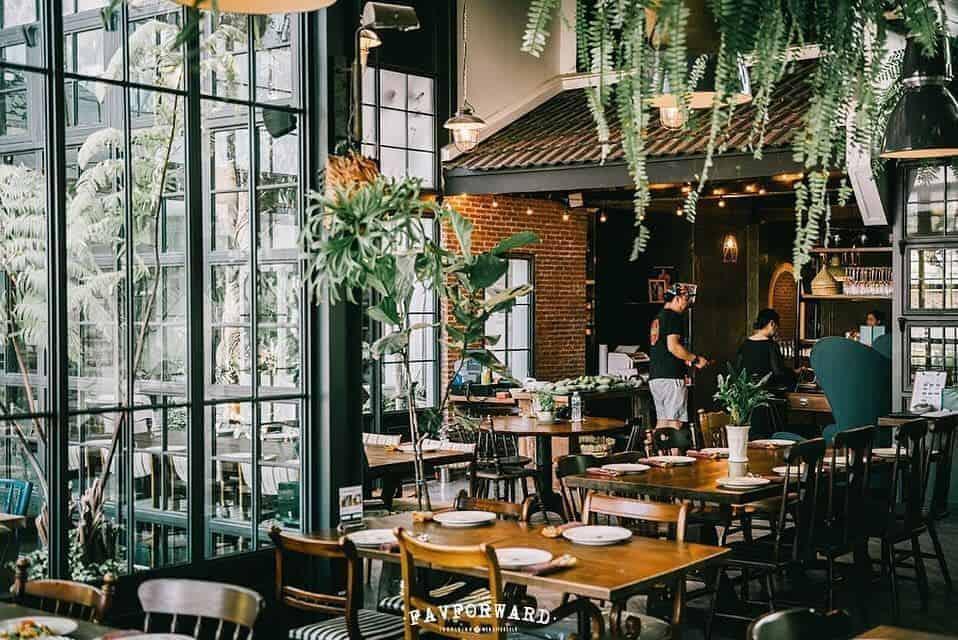các quán cafe đẹp ở bangkok