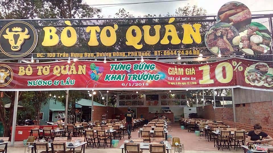quán lẩu ngon Phú Quốc