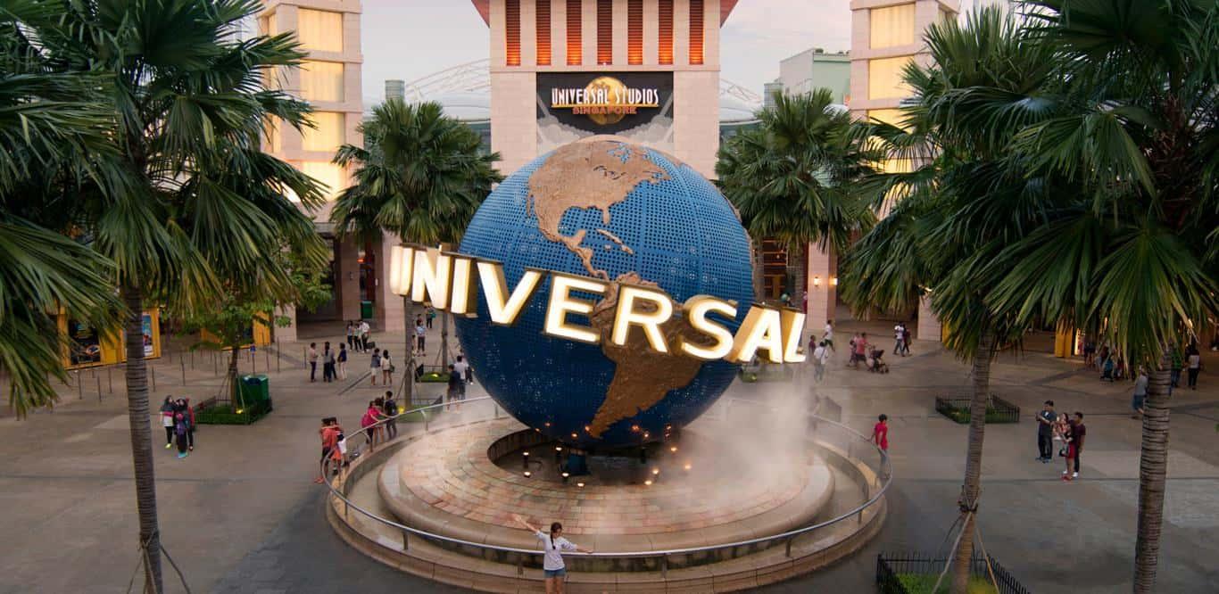 Không gian Universal Studios
