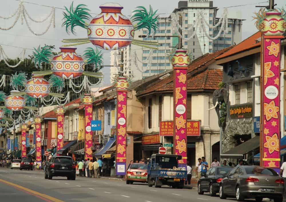 nên ở khu nào khi đi du lịch ở singapore