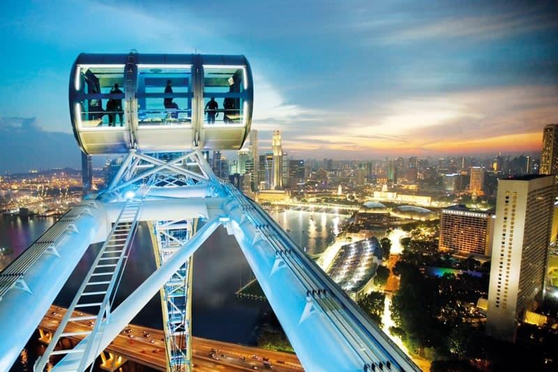 du lịch singapore cùng con nhỏ