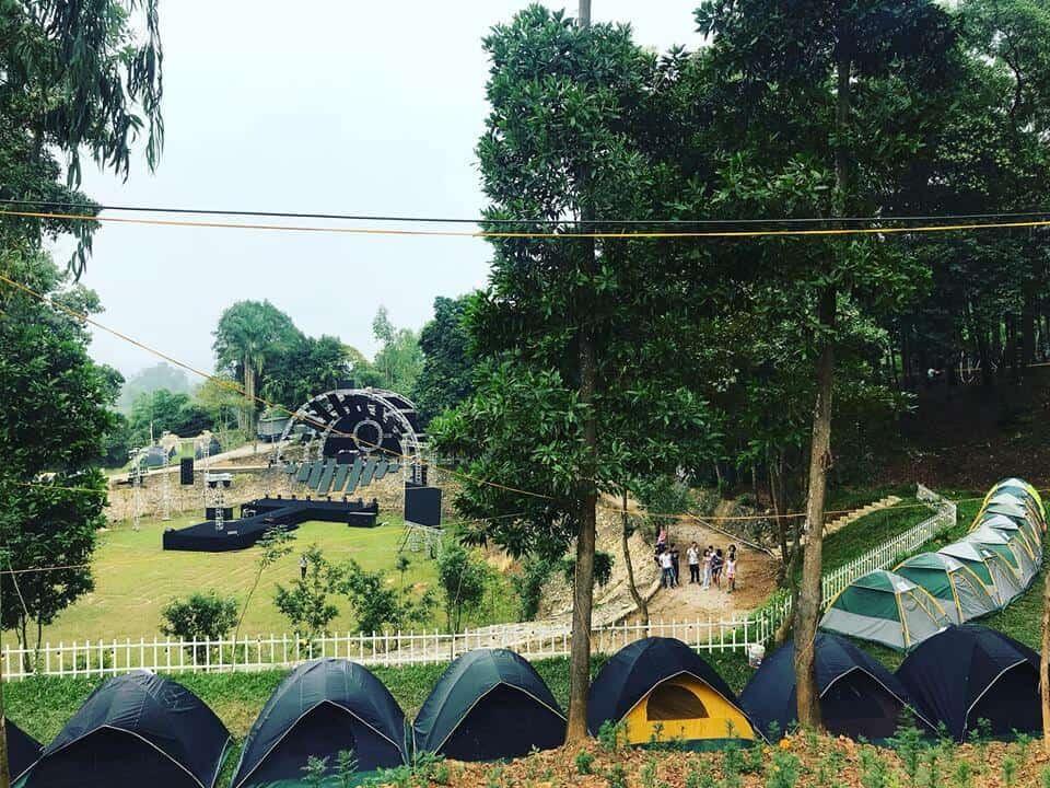 Sơn Tinh Camp