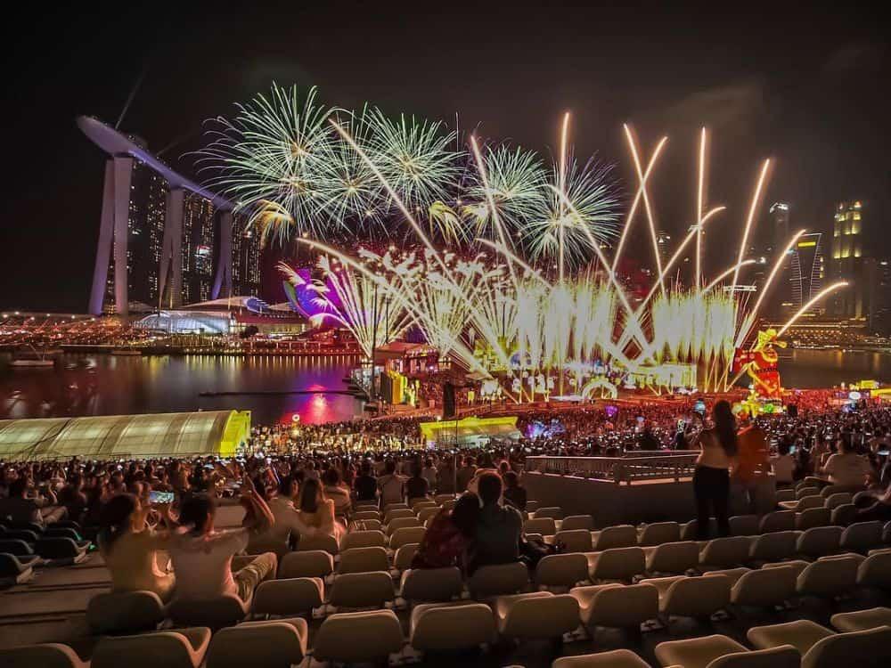 những lễ hội ở singapore
