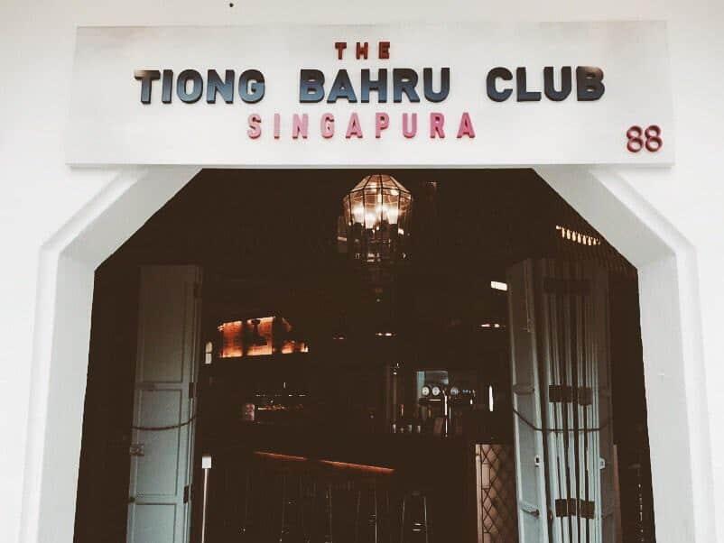 Khám phá Tiong Bahru