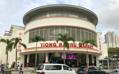 Khám phá Tiong Bahru ở Singapore