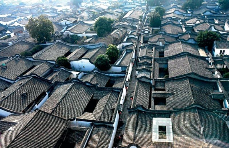 Khu phố cổ Tam Phường Thất Hạng