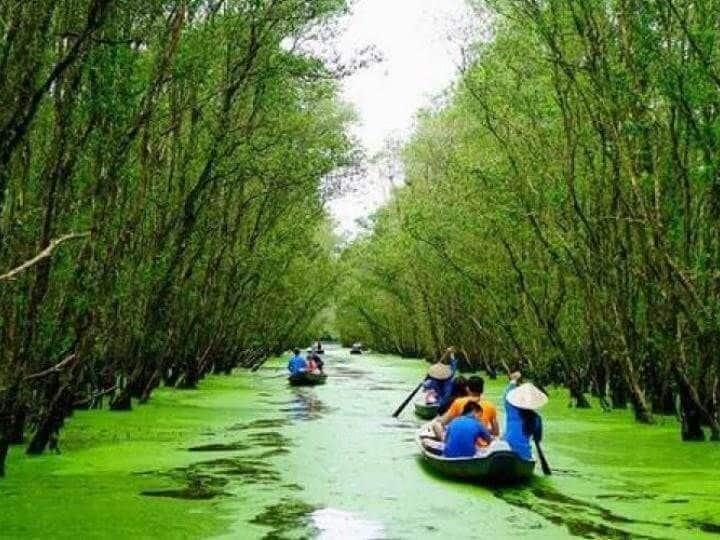 Tour Cần Thơ - Sóc Trăng - Bạc Liêu - Cà Mau - Đất Mũi