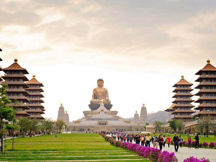Tour Đài Trung - Cao Hùng – Nam Đầu - Đài Bắc