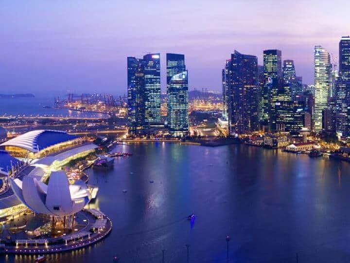 HÀ NỘI - SINGAPORE 4 NGÀY BAY SILK AIR