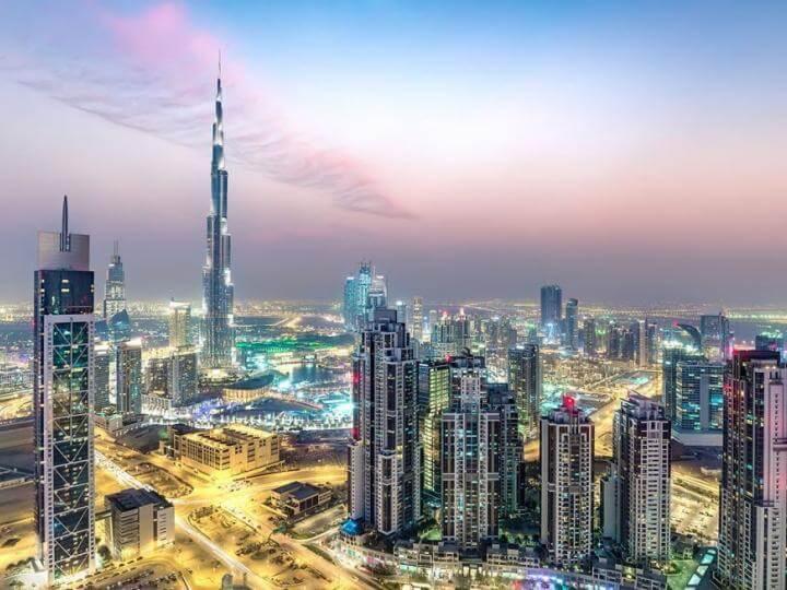 Dubai - Abu Dhabi - Sa Mạc Safari 6n5d Bay Ek