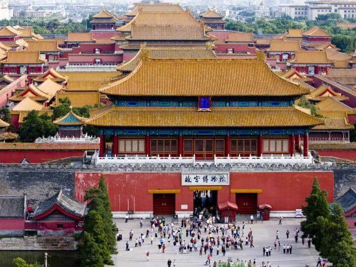 Hà Nội - Thượng Hải - Hàng Châu - Tô Châu - Bắc Kinh
