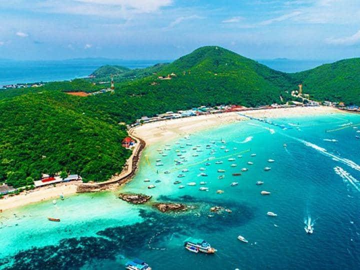 Hà Nội - Bangkok – Pattaya- Đảo Coral