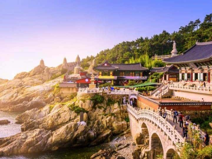 Hà Nội - Seoul - Nami – Everland