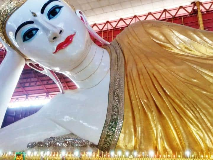 Hà Nội - Yangon - Kyaikhtiyo – Bago