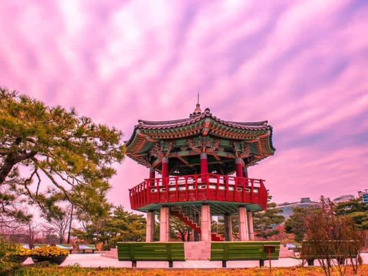 Hà Nội – Seoul – Đảo Jeju – Everland – Đảo Nami