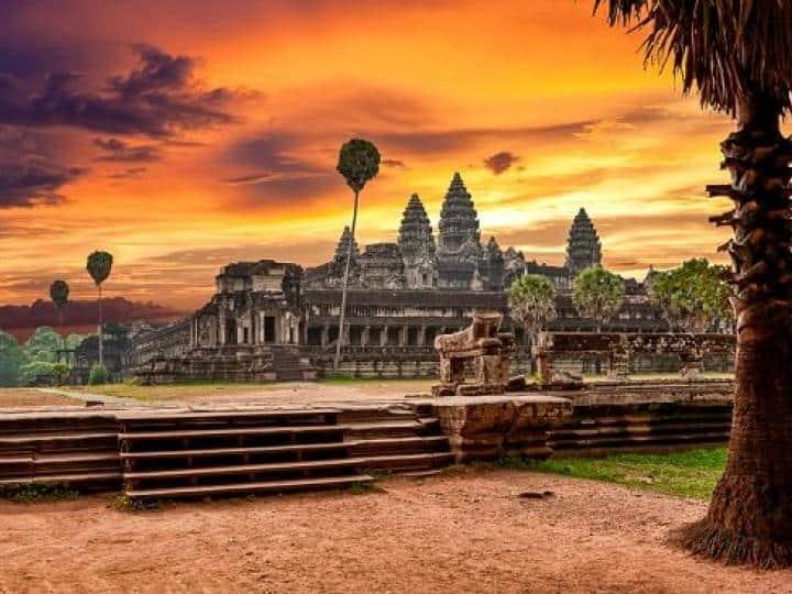 Siemreap - Phnompenh