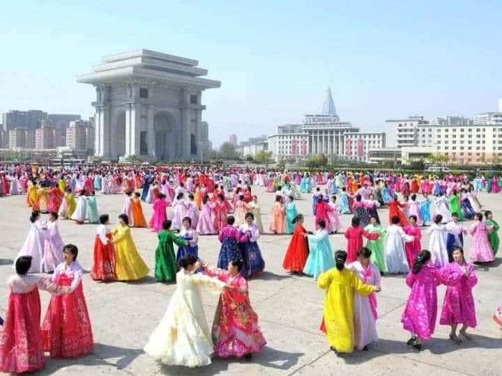 Bình Nhưỡng - Khai Thành Dmz- Kaesong