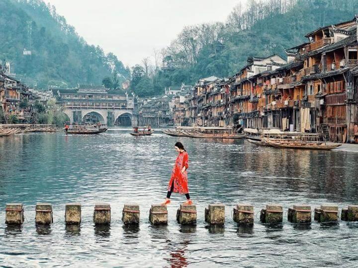 Tour Trung Quốc Không Shopping: Trường Sa – Trương Gia Giới – Phượng Hoàng Cổ Trấn – Trùng Khánh 5N4Đ