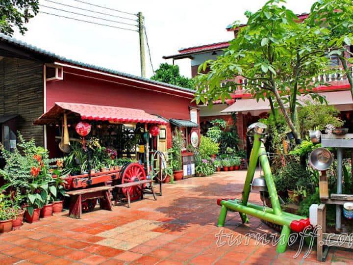 Tour Hà Nội – Đài Bắc – Nam Đầu – Cao Hùng – Đài Trung