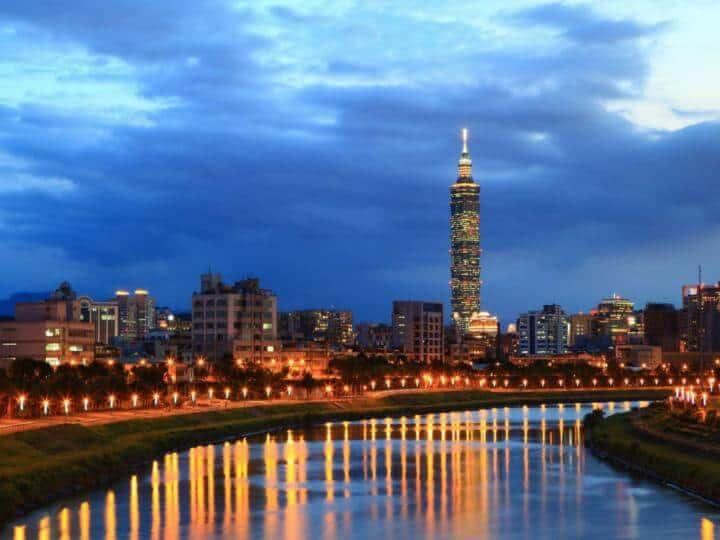 Tháp Taipei 201