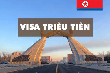 visa triều tiên