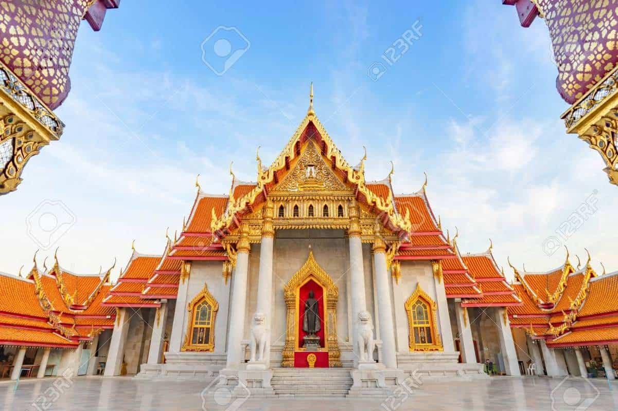đi chùa nào ở bangkok