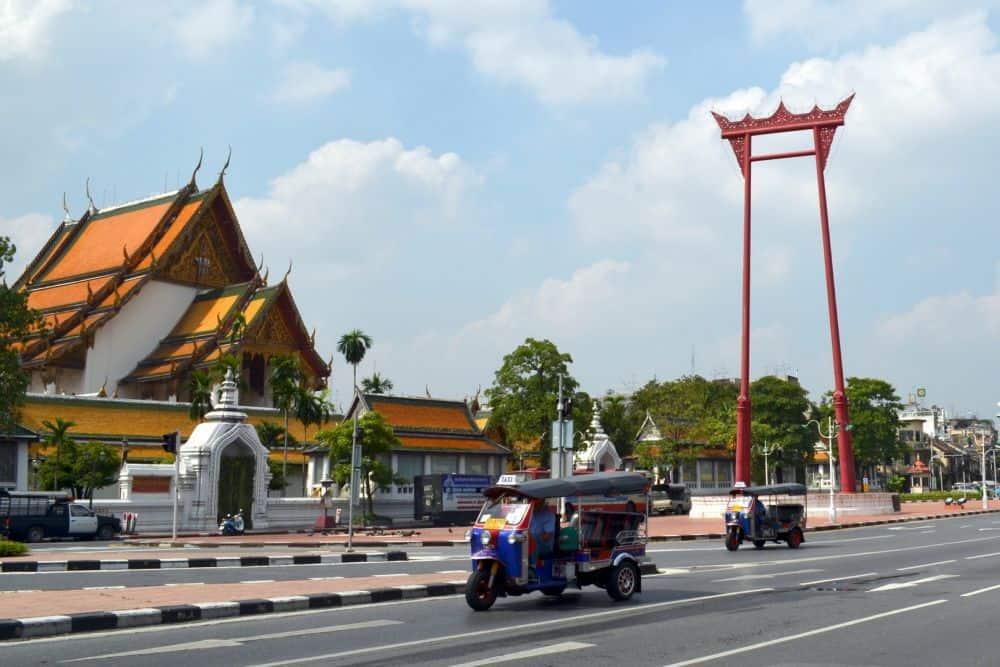 Wat Suthat ở Thái Lan