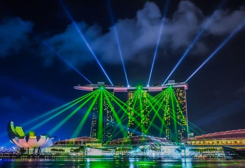 buổi tối ở singapore nên đi đâu
