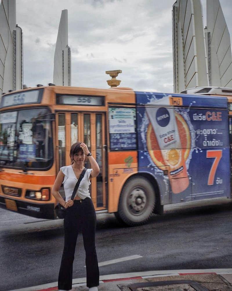 Xe bus từ Bangkok đi Chiang Mai