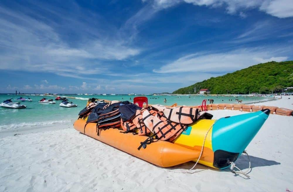 Bãi Biển Jomtien Pattaya
