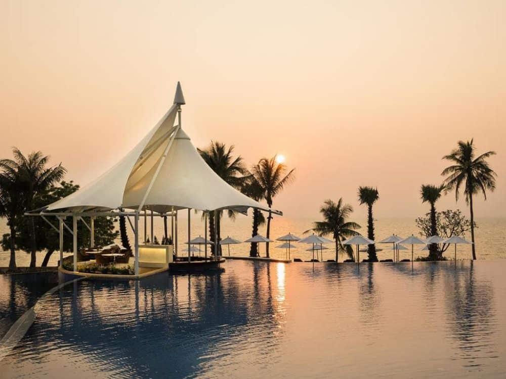 Những khu resort cao cấp ở gần biển