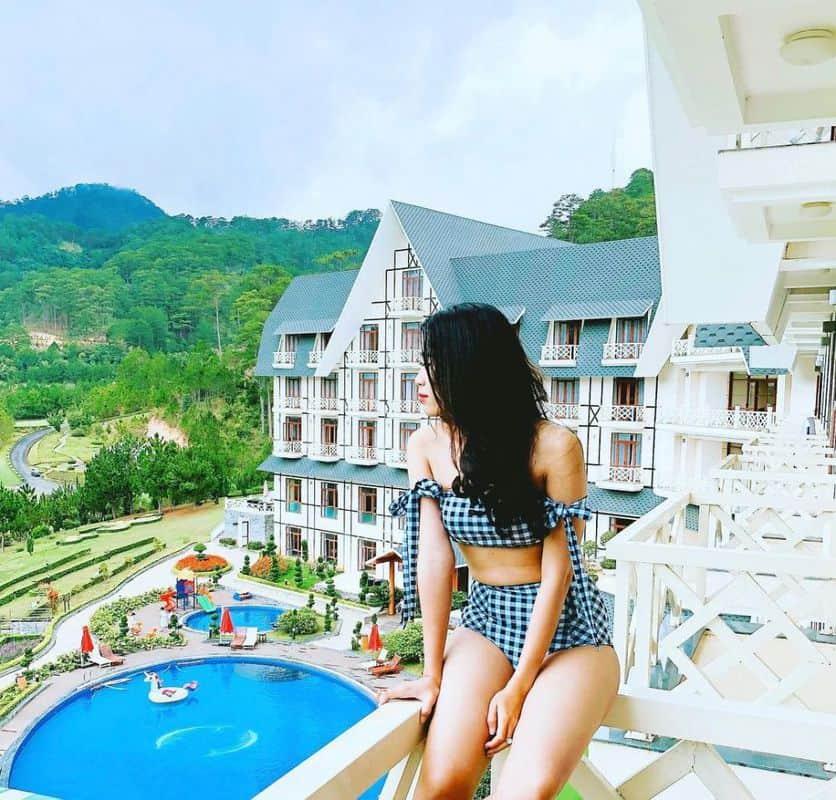 Khách Sạn Lãng Mạn tại Đà Lạt
