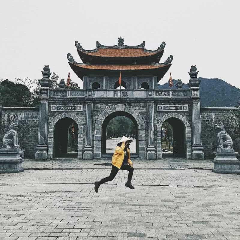 Check in điểm đến lý tưởng Cố Đô Hoa Lư khi du lịch Ninh Bình