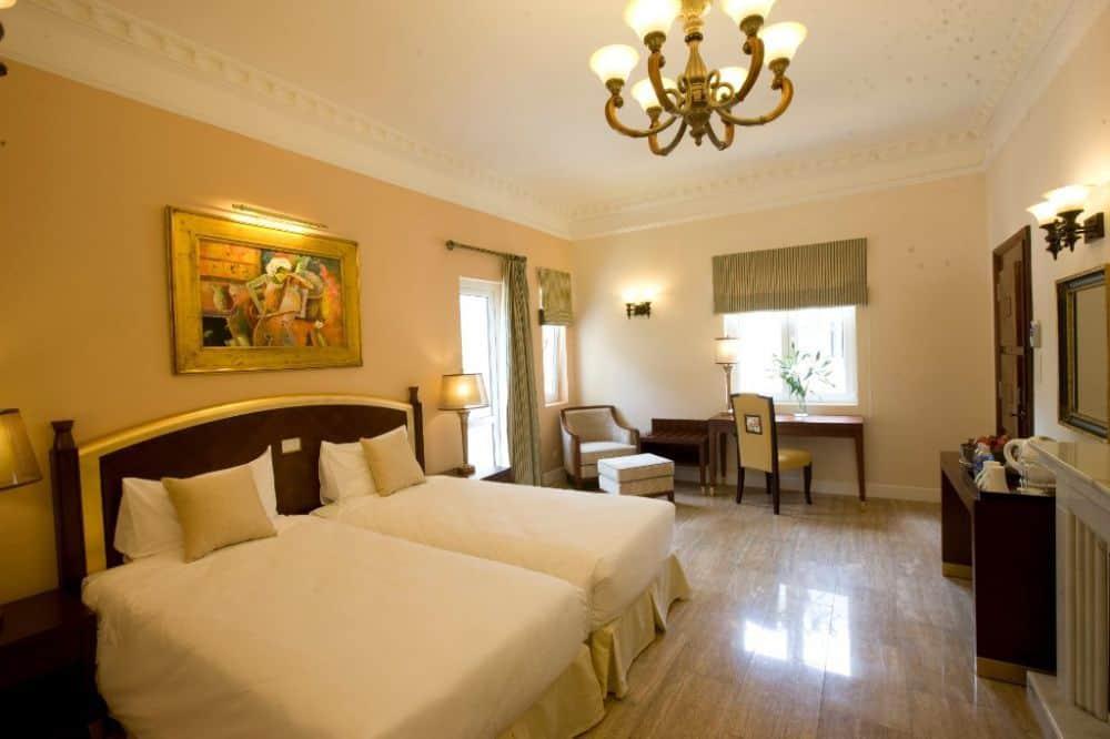 Khách sạn lãng mạn ở Đà Lạt
