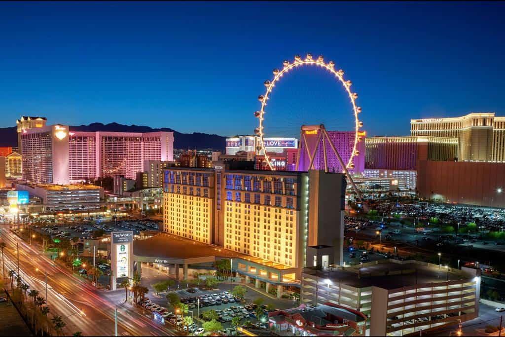 khám phá Las Vegas