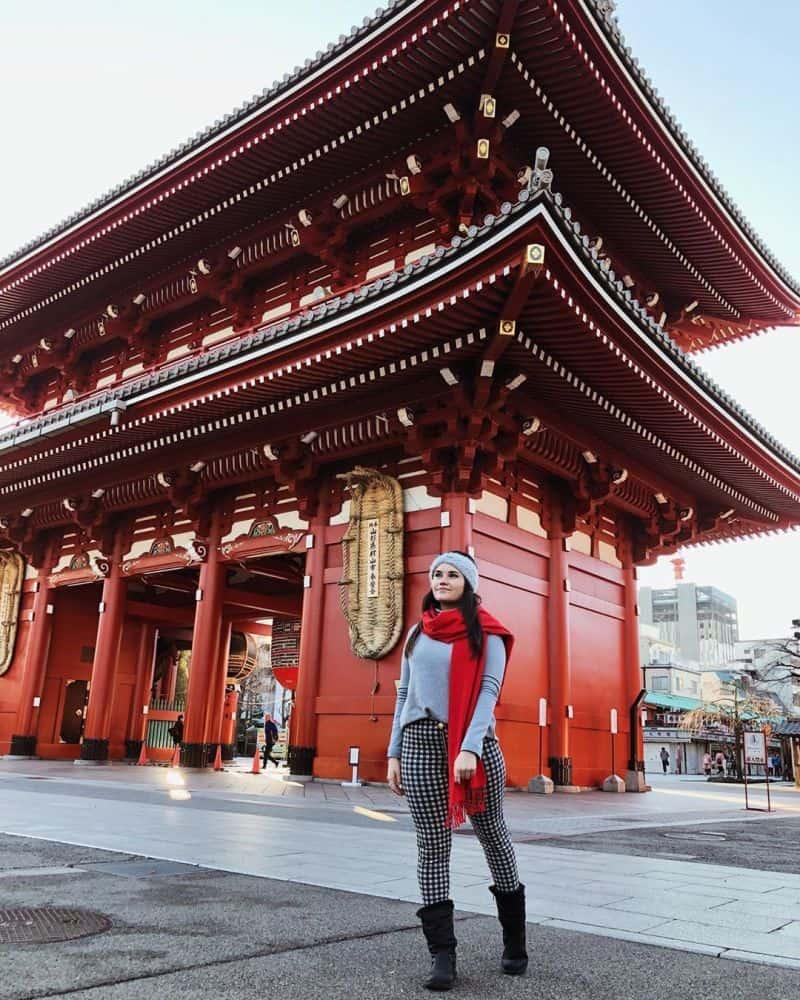 Những địa điểm nổi tiếng ở Tokyo