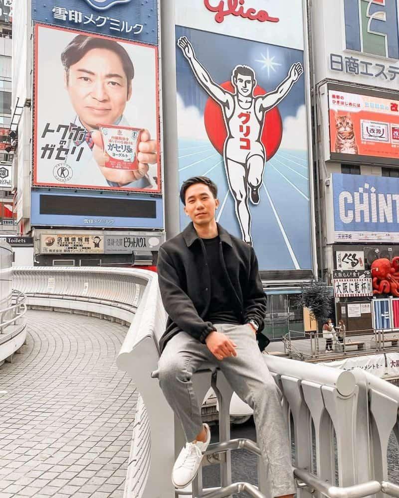 địa điểm chơi ở Osaka