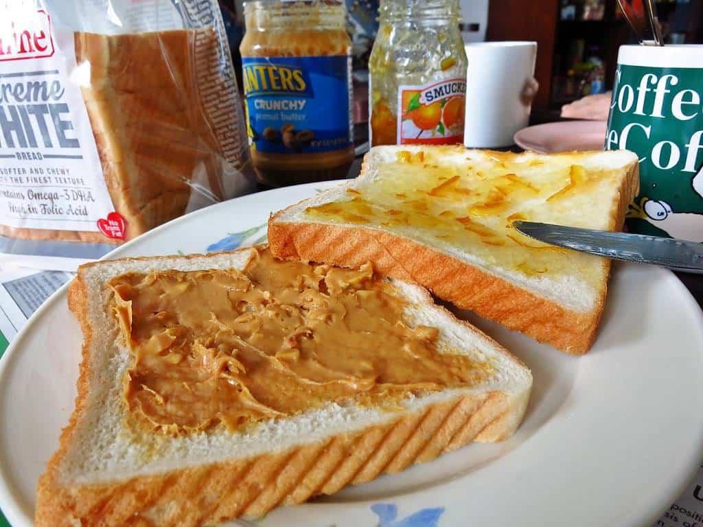 Món ăn sáng phổ biến Singapore
