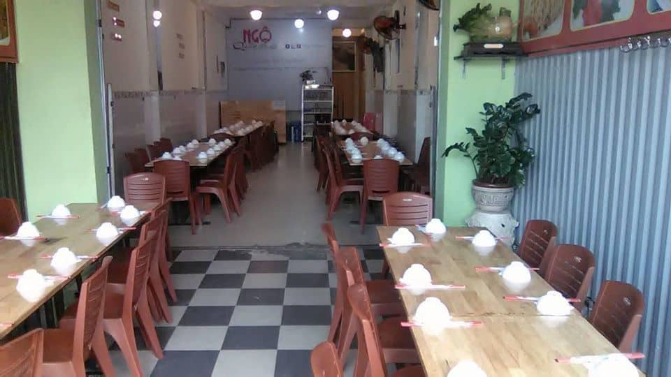 quán ăn trưa tại đà lạt