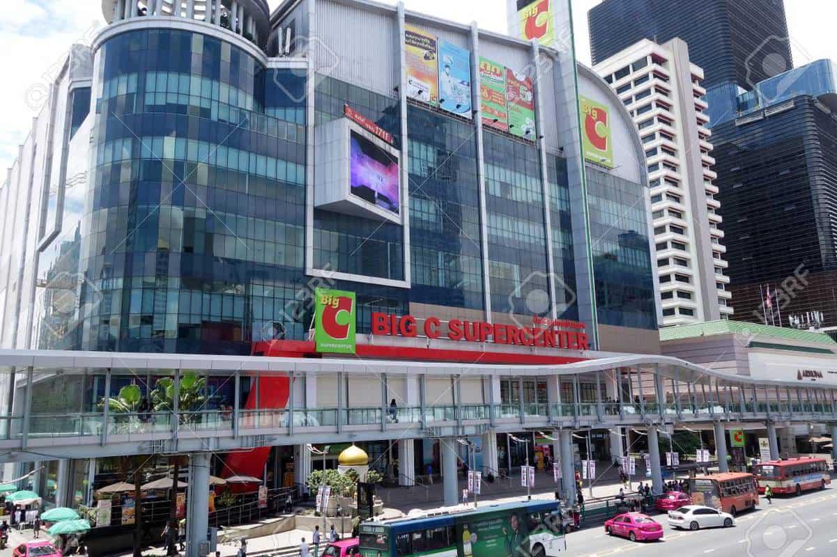 big c thái lan bangkok ở đâu