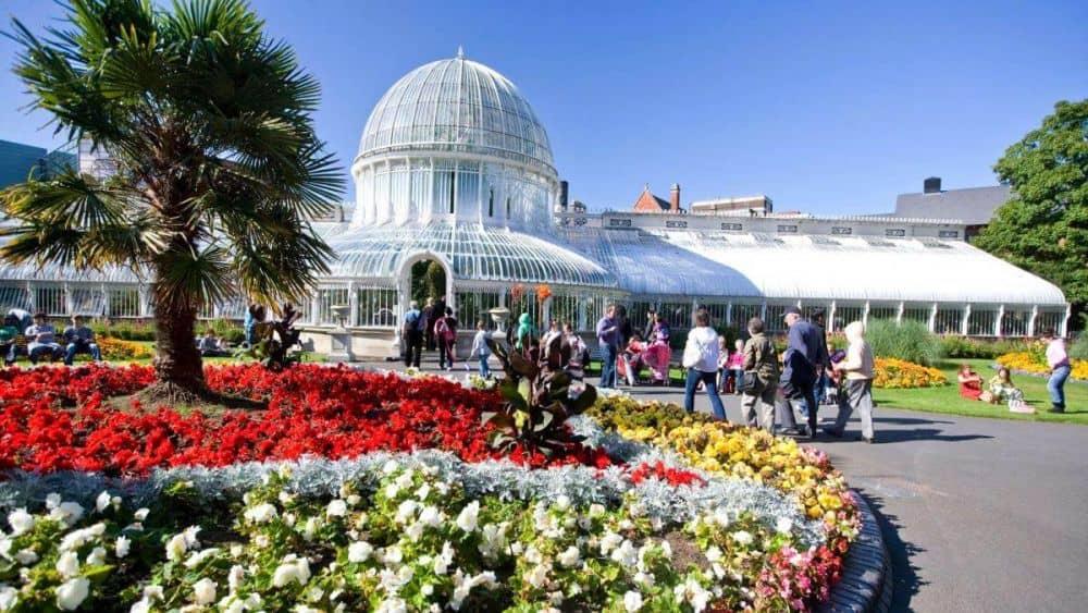 Vườn Bách Thảo (Botanic Garden)