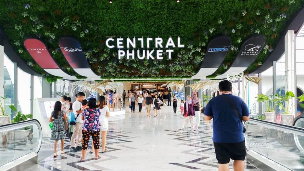 Central Festival Phuket ở Thái Lan