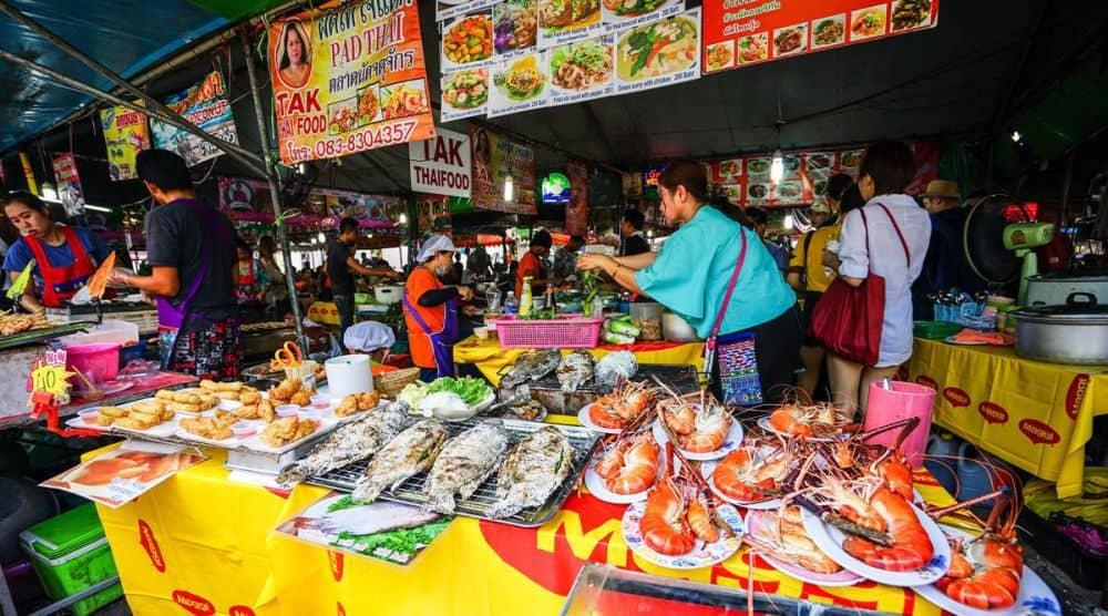 kinh nghiệm đi chợ cuối tuần chatuchak