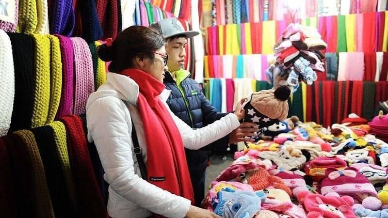 giờ mở cửa chợ đêm Đà lạt