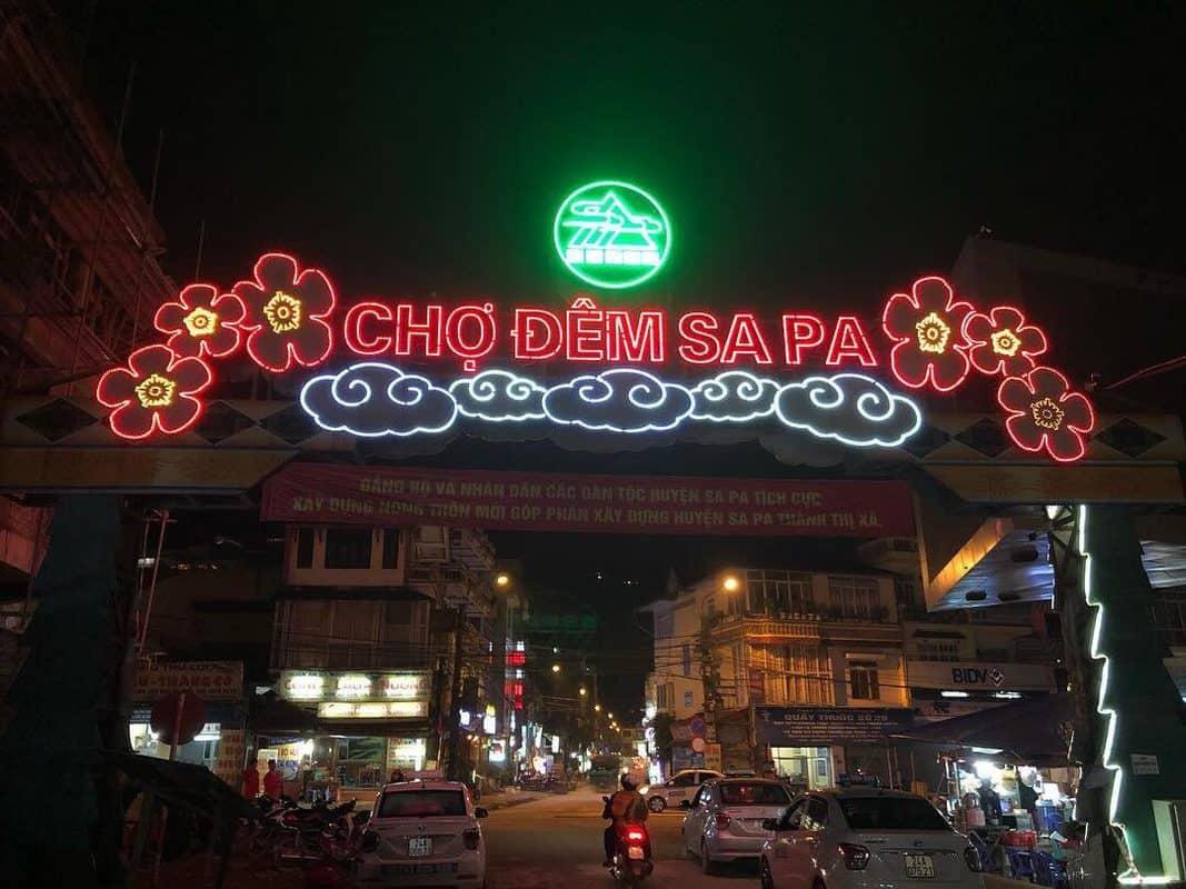 Cùng tìm hiểu xem chợ đêm Sapa mở những ngày nào
